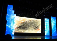 Indoor P2 Large Led Display Panels 256x128mm Module Size Long Service Life